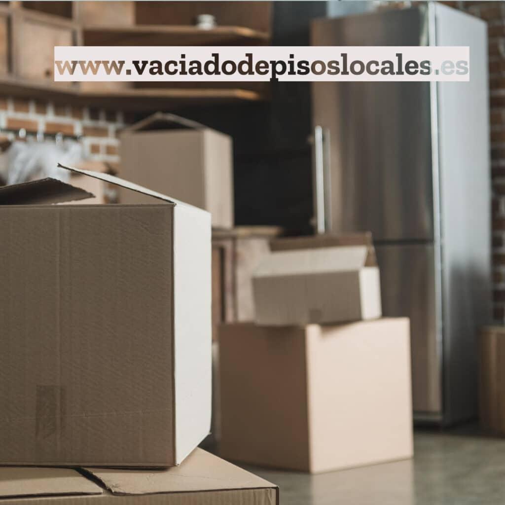 Recogida de electrodomésticos en Barcelona